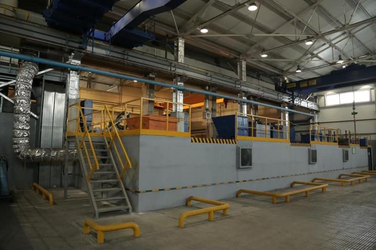 В Ульяновске введено в эксплуатацию чугунно-литейное производство сталелитейной компании «Памир» - 3