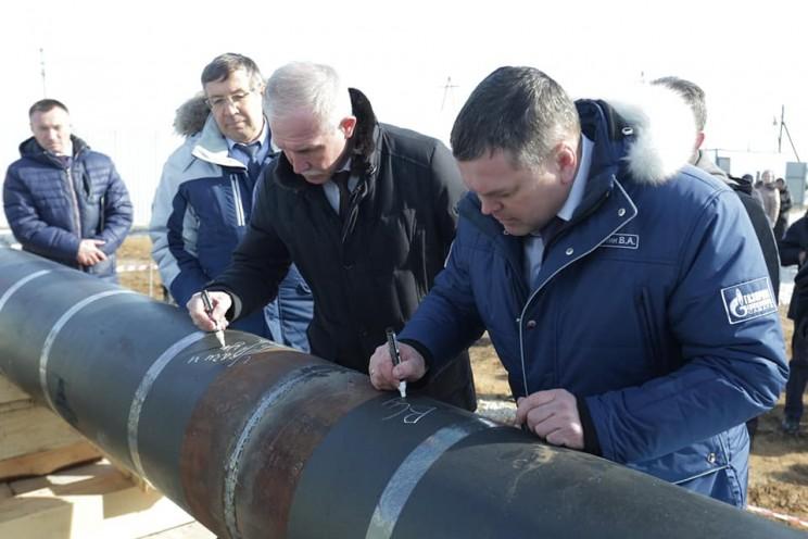 В Ульяновской области началась реконструкция важнейшей газораспределительной станции - 3