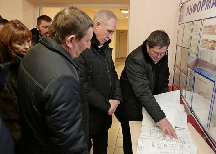 В поселке Новоспасское продолжится развитие инфраструктуры нового микрорайона Южный 2