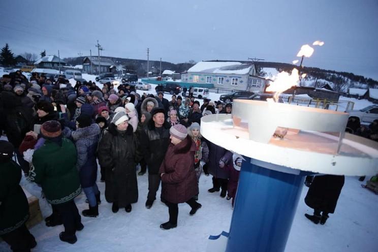 В селе Томылово Кузоватовского района произошло знаковое событие - 1