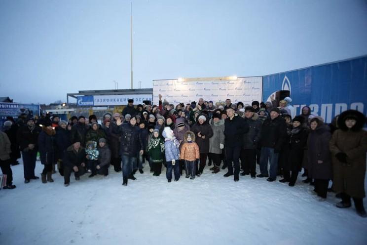 В селе Томылово Кузоватовского района произошло знаковое событие - 2