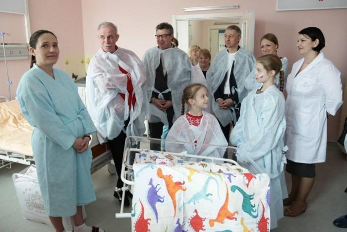В ульяновском перинатальном центре «Мама» на свет появились уже четверо малышей
