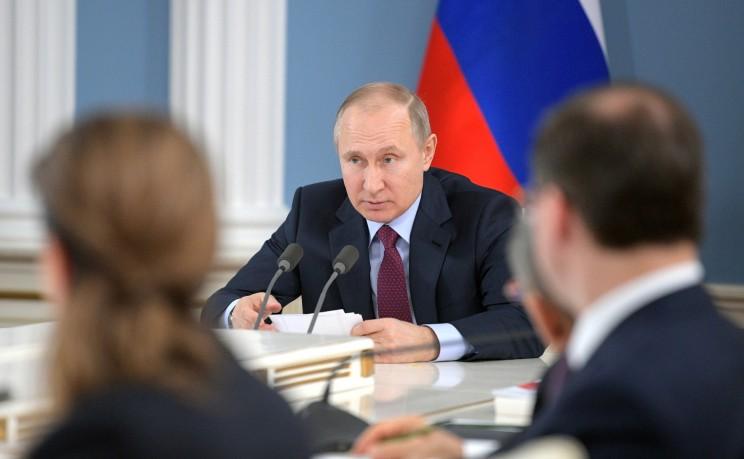 Владимир Путин, Заседание наблюдательного совета Агентства стратегических инициатив в Самаре, 7 марта 2018 года