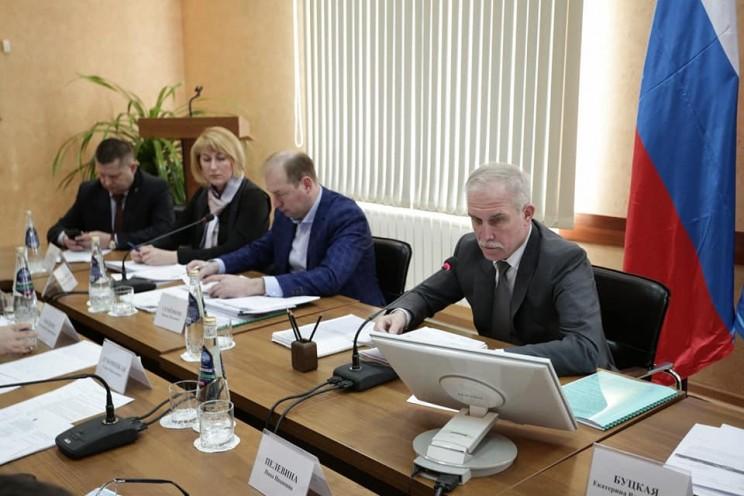 Заседание комиссии по продоволственной безопасности - 2