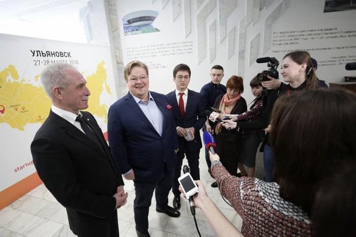 Ульяновские школьники с осени начнут изучать развитие предпринимательства и инновации