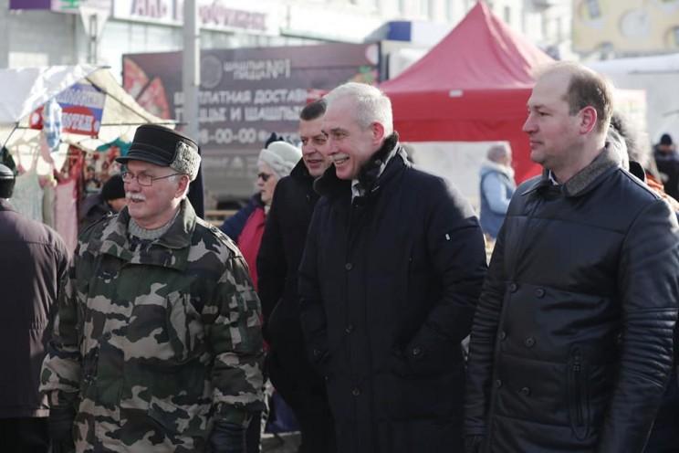 ярмарка на Минаева, 31 марта 2018 - 3