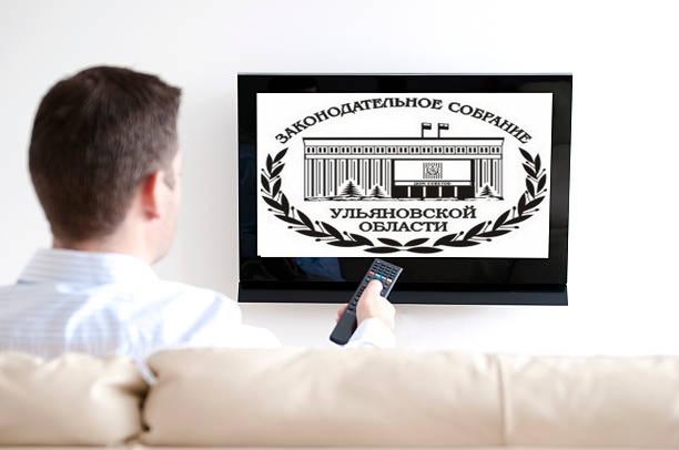 Законодательное собрание Ульяновской области потратит почти 3,5 миллиона рублей на ТВ-пиар
