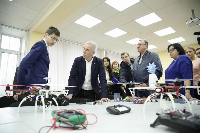 Сергей Морозов рассказал, как поддержать талантливую молодежь Ульяновской области