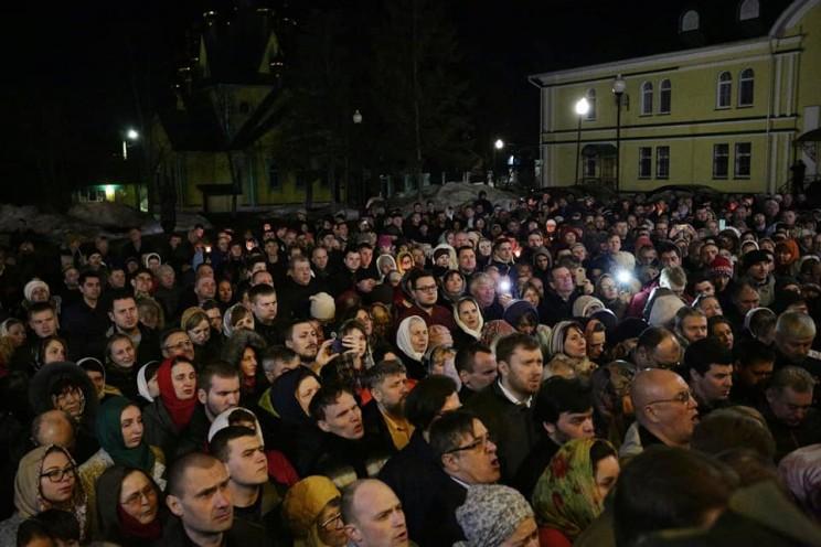 Губернатор Сергей Морозов поздравил жителей Ульяновской области с праздником Пасхи - 1