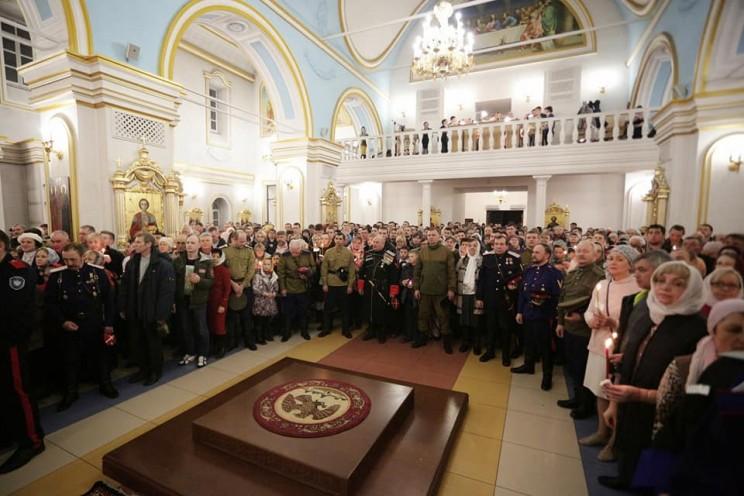 Губернатор Сергей Морозов поздравил жителей Ульяновской области с праздником Пасхи -3
