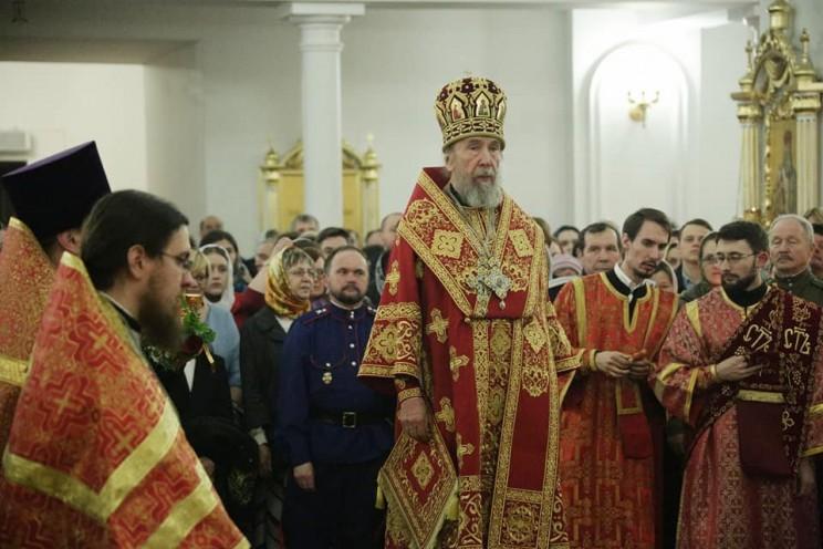 Губернатор Сергей Морозов поздравил жителей Ульяновской области с праздником Пасхи - 4