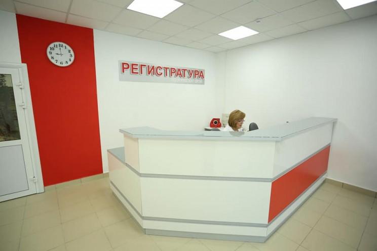 Губернатор Сергей Морозов рассказал о творческом подходе к ремонту помещений ульяновской поликлиники № 5 - 1