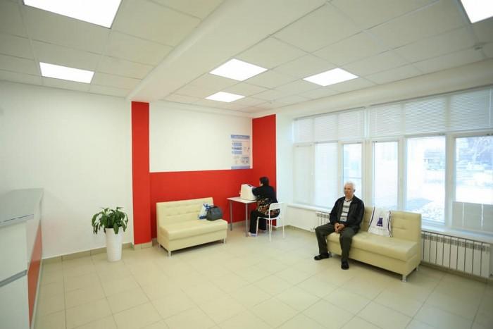 Губернатор Сергей Морозов рассказал о творческом подходе к ремонту помещений ульяновской поликлиники № 5
