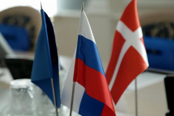 Губернатор Ульяновской области Сергей Морозов встретился с чрезвычайным и Полномочным Послом Дании в Российской Федерации Томасом Винклером, 11 апреля - 3