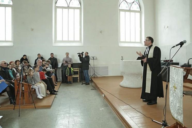 Губернатор Ульяновской области поздравил с праздником Пасхи католическую и лютеранскую общины - 1