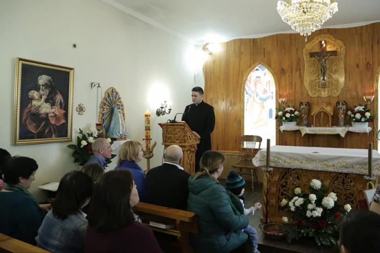 Губернатор Ульяновской области поздравил с праздником Пасхи католическую и лютеранскую общины - 3