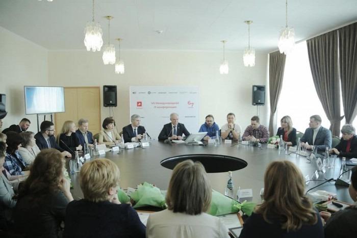 Сергей Морозов: «Необходимо учредить специальную ежегодную премию для социально-ориентированных IT-компаний, работающих на территории Ульяновской области»