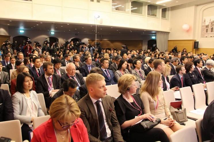 Губернатор Ульяновской области выступил на российско-японском форуме Точки соприкосновения, 27 апреля 2018 года - 2