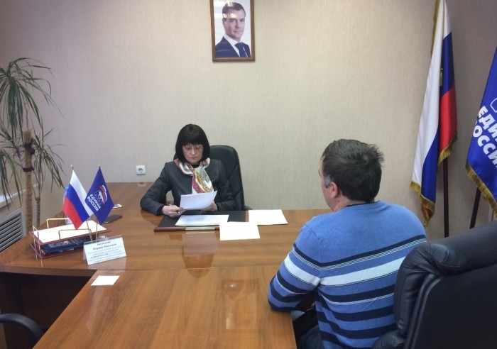 Почти треть всех обращений граждан, поступивших в ульяновскую приёмную Дмитрия Медведева в марте, касались сферы ЖКХ