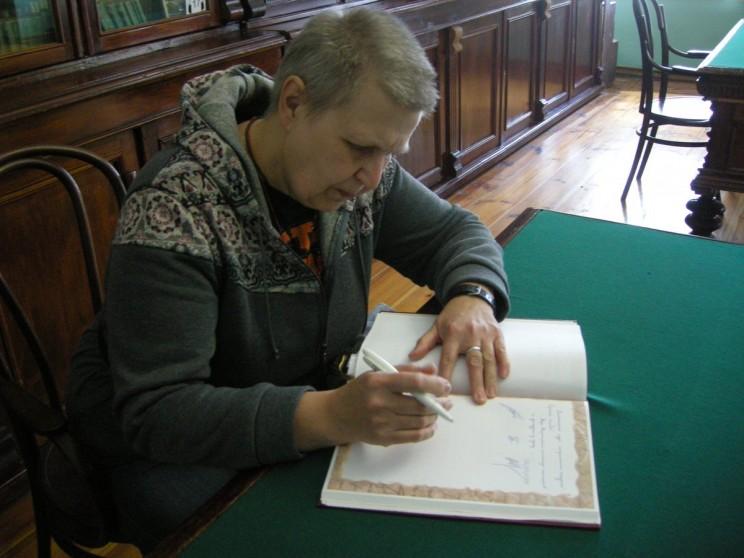 Мария Семенова в Ульяновске, 25 апреля 2018 - 1