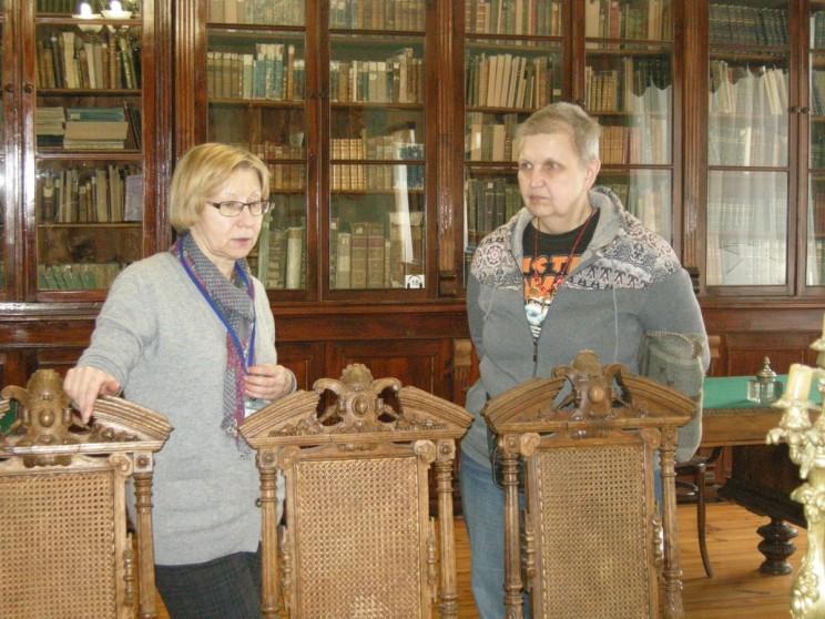Мария Семенова в Ульяновске, 25 апреля 2018 - 2