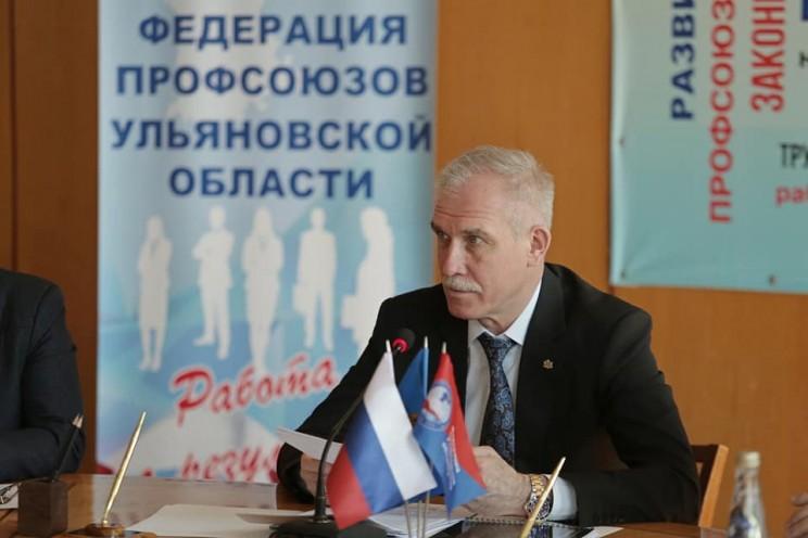 Сергей Морозов, 10 апреля 2018 года