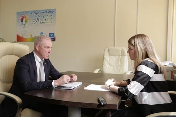 Губернатор Ульяновской области поставил новые задачи молодежному правительству