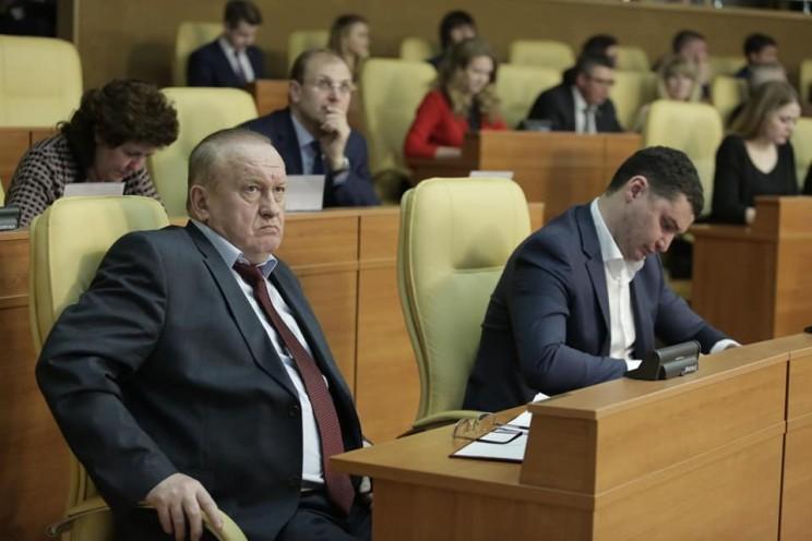 Сергей Морозов проводит встречу с ЕР, 11 апреля 2018 - 3