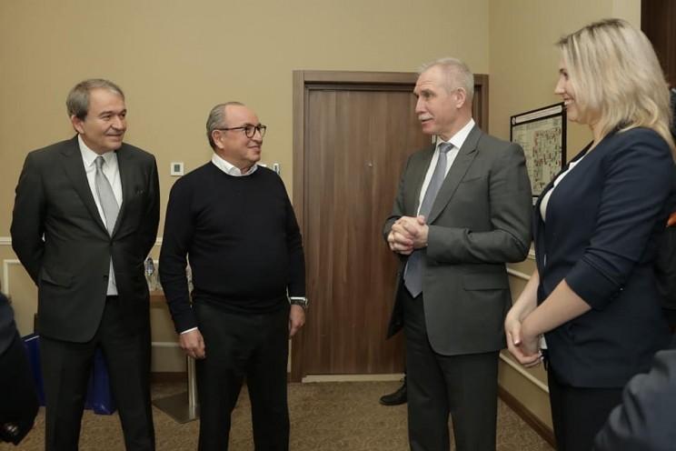 Ульяновскую область посетили бизнесмены из Дании и Турции - 2
