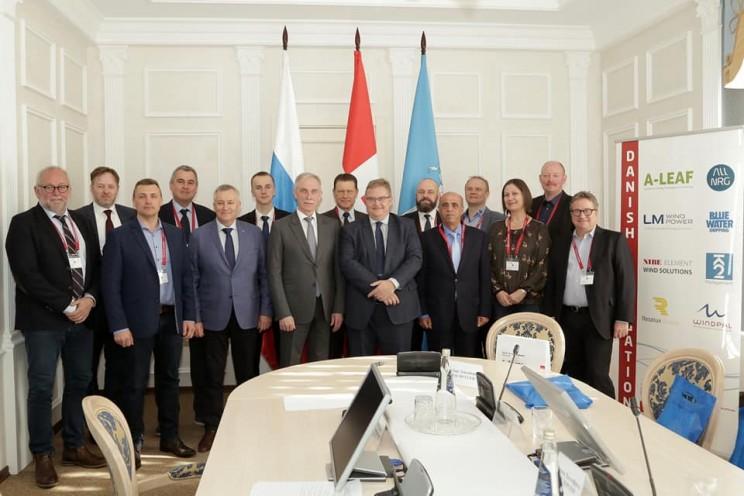 Ульяновскую область посетили бизнесмены из Дании и Турции