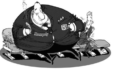 монополия конкуренция