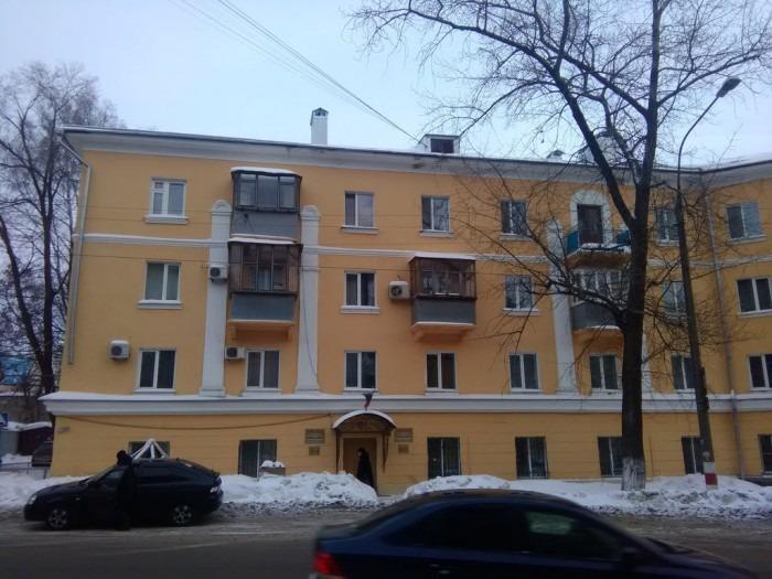 Здание, где расположено управление Роскомнадзора по Ульяновской области, подожгли
