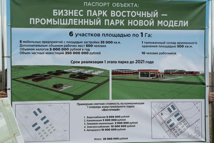 Бизнес-парк Восточный