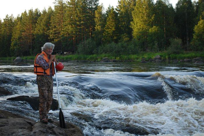 Борис Лабовский, погиб во время сплава по реке в Карачаево-Черкесии