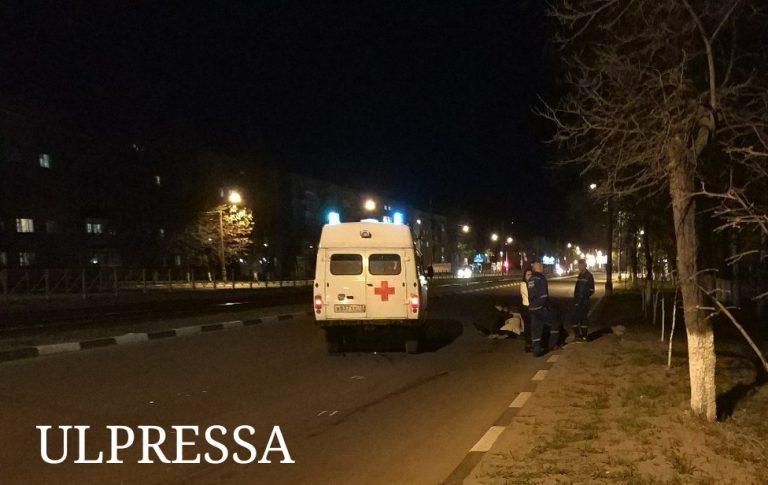 ВУльяновске легковушка сбила ребенка насмерть искрылась