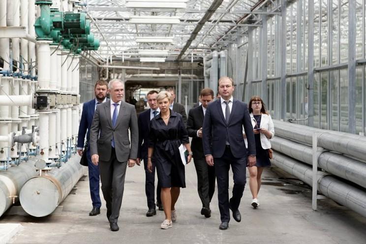 Губернатор Ульяновской области Сергей Морозов рассказал об итогах встречи с работниками организации Тепличное - 2