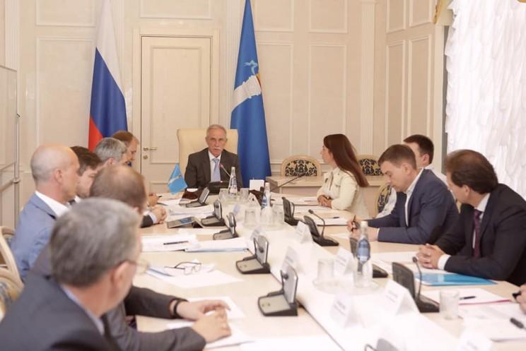 Губернатор Ульяновской области Сергей Морозов обеспокоен ростом цен на бензин