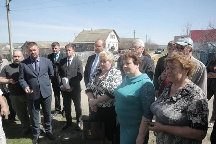 Губернатор Ульяновской области поручил ускорить строительство школы в Тереньге, 4 мая 2018 - 2