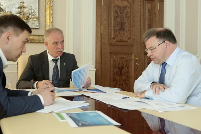 Сергей Морозов: «Нужно переформатировать систему контроля за расходованием бюджетных средств»