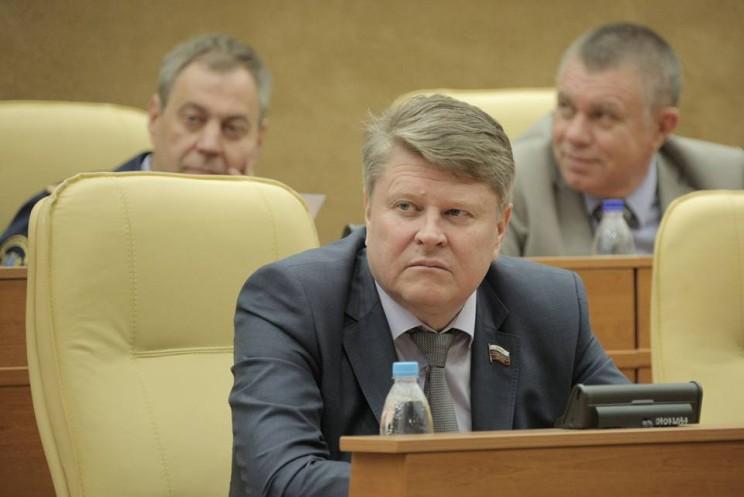 Игорь Тихонов, 30 мая 2018 года