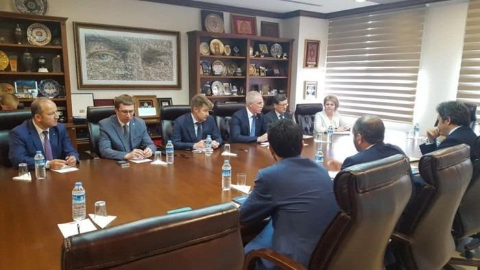 Инвестиционный потенциал Ульяновской области презентовали в Турции