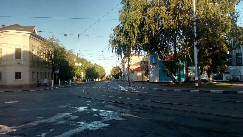Майское утро в Ульяновске