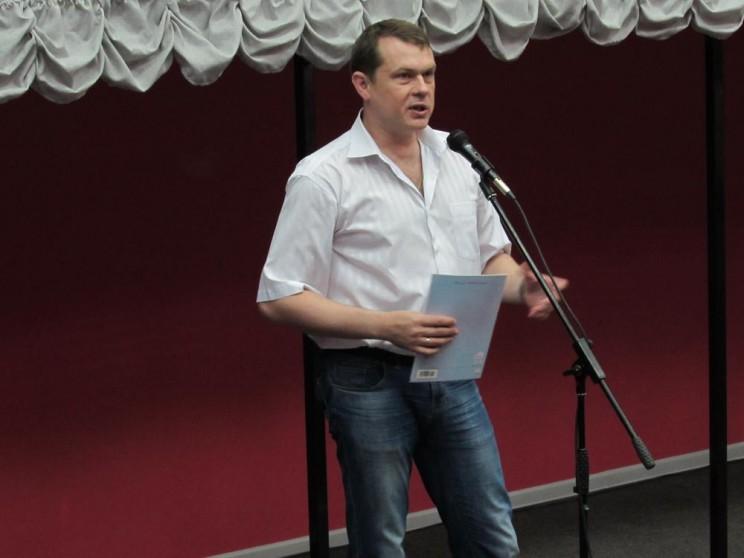 Максим Александрович Мидленко