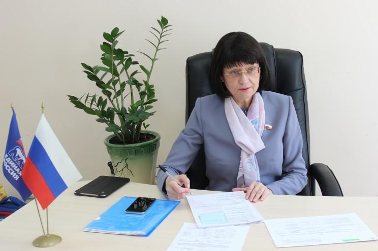 Марина Беспалова провела прием в Ульяновске, 28 мая 2018 года