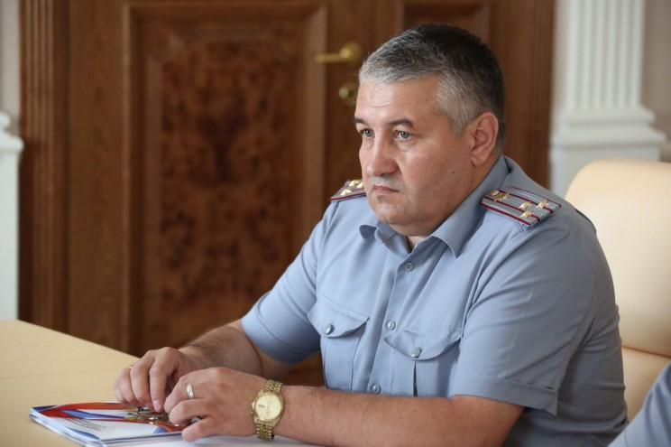 Начальник управления ФСИН по Ульяновской области Станислав Андреев покинул свой пост