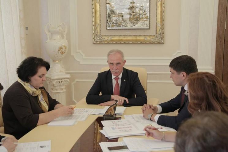 Павел Дегтярь стал заместителем председателя правительства Ульяновской области - министром семейной и демографической политики, 30 мая 2018 года - 1
