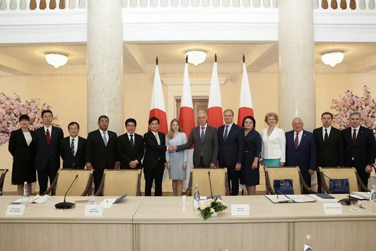 Переспективы сотрудничества Ульяновской области и префектуры Фукуока, 28 мая 2018 года