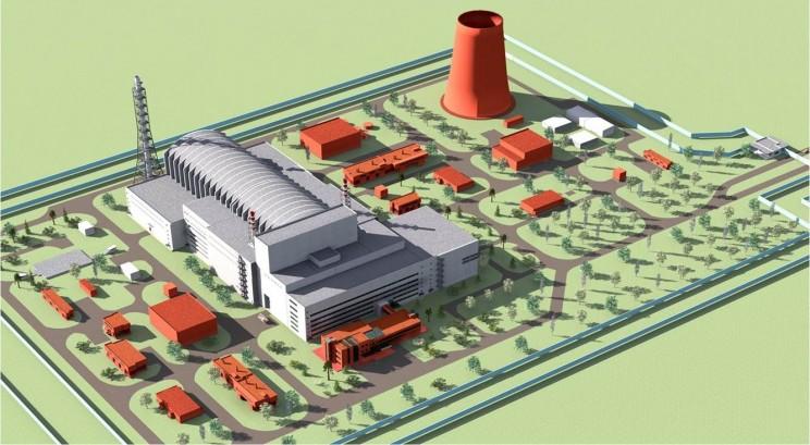 Реактор МБИР мощностью 150 МВт строится на базе Научно-исследовательского института атомных реакторов (НИИАР) в Димитровграде.
