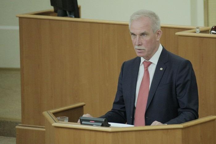 Игорь Тихонов перейдет в Общественную палату Ульяновской области