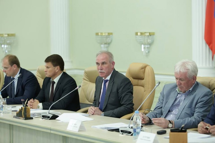 Сергей Морозов Владимир Козин